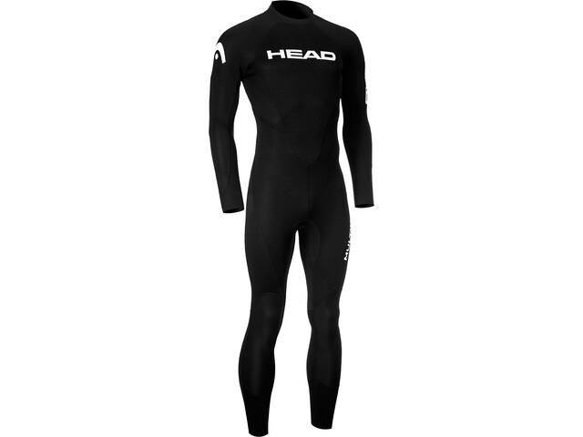 Head Multix VI Suit Herr black/red